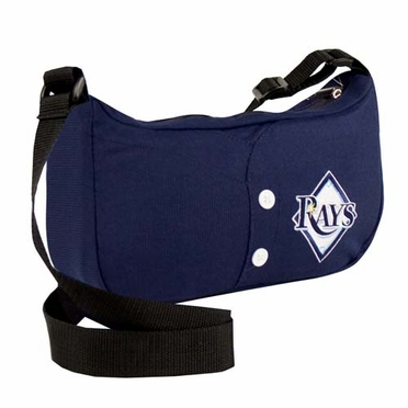 Tampa Bay Rays Jersey Material Purse
