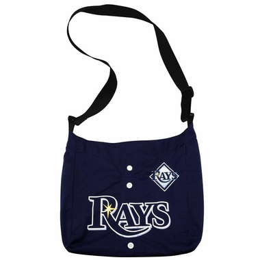 Tampa Bay Rays Jersey Tote