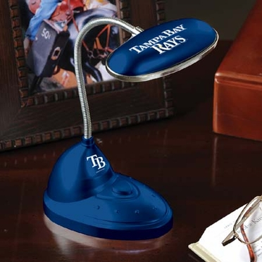 Tampa Bay Rays Mini LED Desk Lamp
