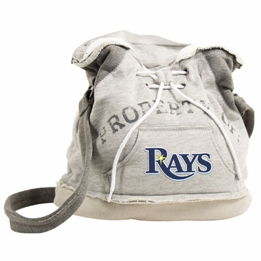 Tampa Bay Rays Property of Hoody Duffle