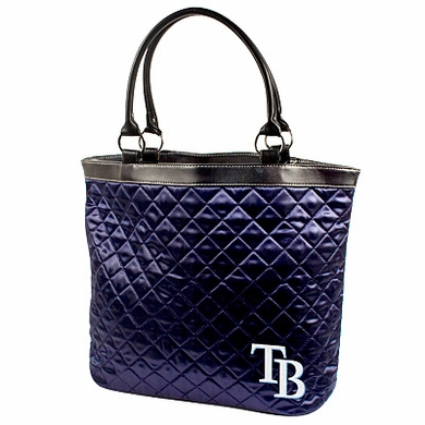 Tampa Bay Rays Quilted Tote