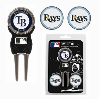 Tampa Bay Rays Repair Tool and Ball Marker Gift Set