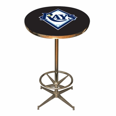 Tampa Bay Rays Team Pub Table
