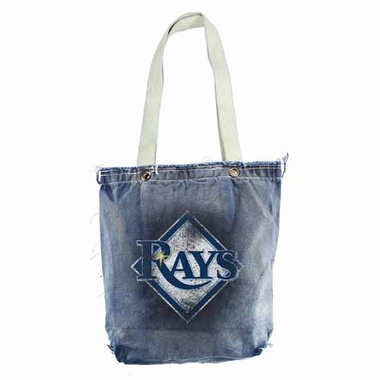 Tampa Bay Rays Vintage Shopper (Denim)