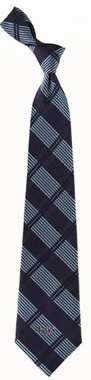 Tampa Bay Rays Woven Plaid Necktie