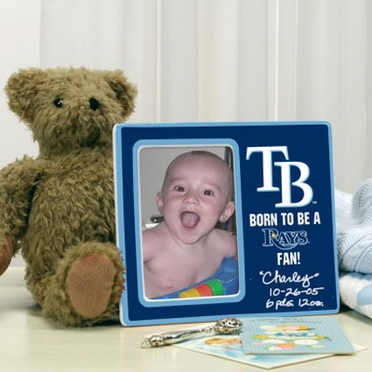 Tampa Bay Rays Youth Picture Frame