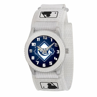 Tampa Bay Rays Youth Rookie Watch (White)