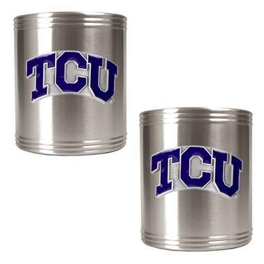 TCU 2 Can Holder Set