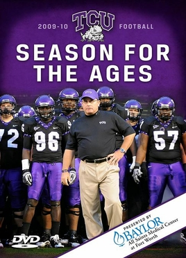 TCU 2009 A Season for the Ages DVD