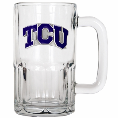 TCU 20oz Root Beer Mug