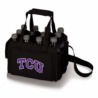 TCU Beverage Buddy (12pk) (Black)