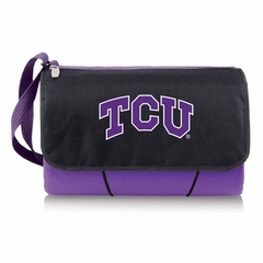 TCU Blanket Tote (Purple)