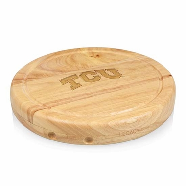 TCU Circo Cheese Board