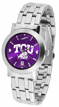 TCU Dynasty Men's Anonized Watch