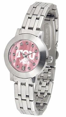 TCU Dynasty Women's Mother of Pearl Watch