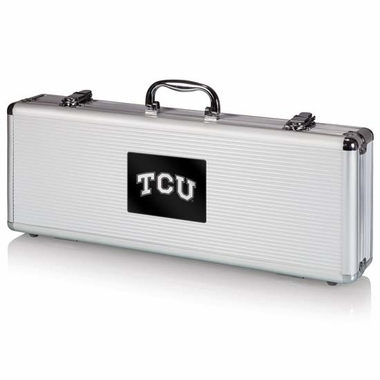 TCU Fiero BBQ Utensils (Black)