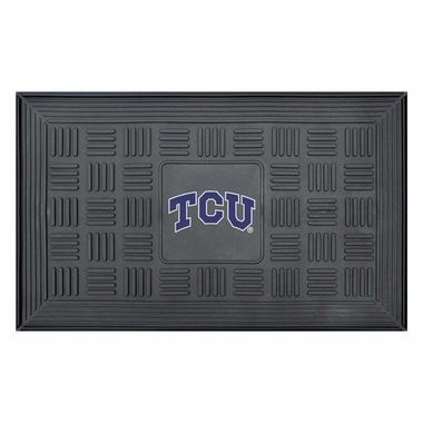 TCU Heavy Duty Vinyl Doormat