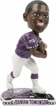 TCU Ladanian Tomlinson Back To School Bobblehead