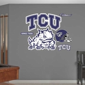TCU Wall Decorations