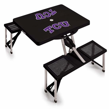 TCU Picnic Table (Black)