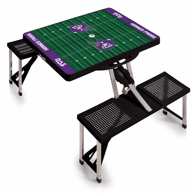 TCU Picnic Table Sport (Black)