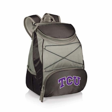 TCU PTX Backpack Cooler (Black)