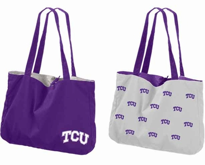 TCU Reversible Tote Bag