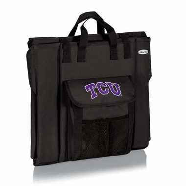TCU Stadium Seat (Black)
