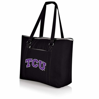 TCU Tahoe Beach Bag (Black)