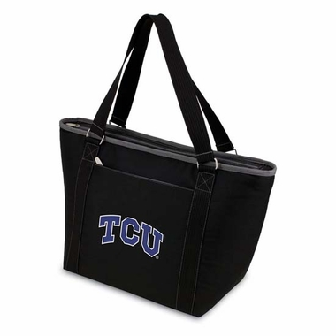TCU Topanga Embroidered Cooler Bag (Black)