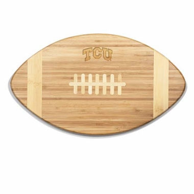 TCU Touchdown Cutting Board