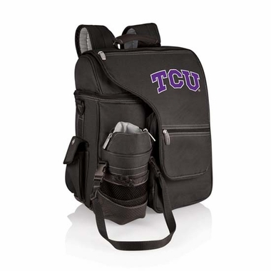TCU Turismo Backpack (Black)