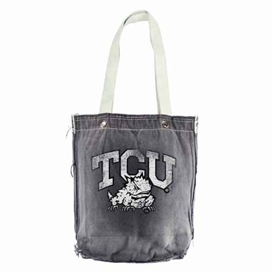 TCU Vintage Shopper (Black)