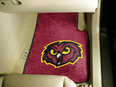 Temple 2 Piece Car Mats