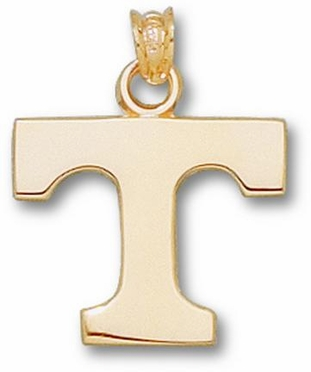Tennessee 10K Gold Pendant