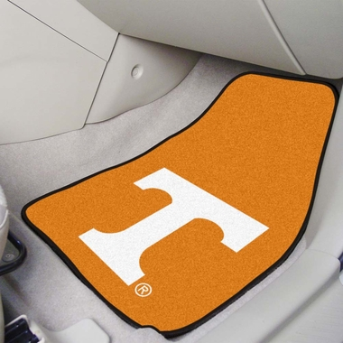 Tennessee 2 Piece Car Mats
