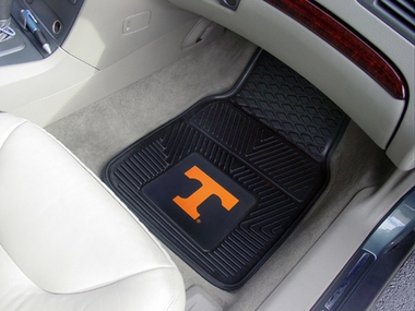 Tennessee 2 Piece Heavy Duty Vinyl Car Mats