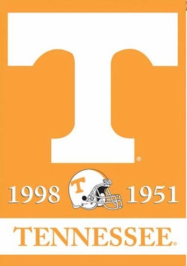 Tennessee 2 Sided Championship Banner (P)
