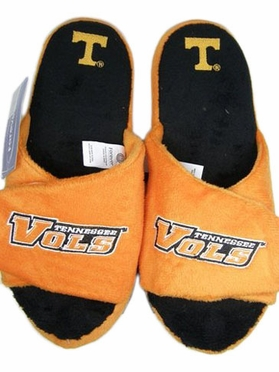 Tennessee 2011 Open Toe Hard Sole Slippers