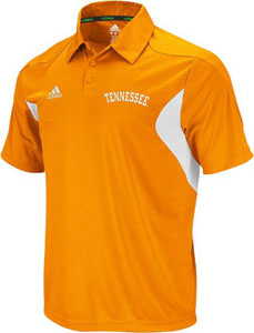 Tennessee 2011 Sideline Performance Polo Shirt (Orange) - X-Large