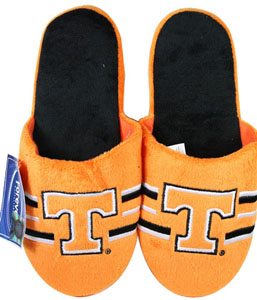 Tennessee 2011 Team Stripe Slide Slippers - Small