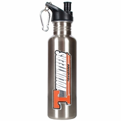 Tennessee 26oz Stainless Steel Water Bottle (Silver)