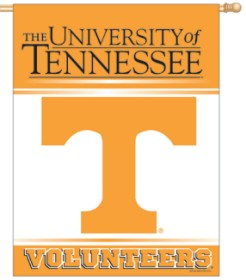 "Tennessee Volunteers 27""x37"" Banner"