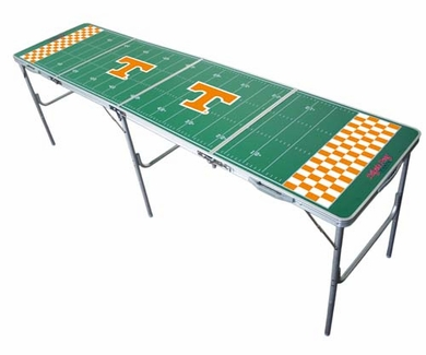 Tennessee 2x8 Tailgate Table