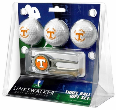Tennessee 3 Ball Gift Pack With Kool Tool