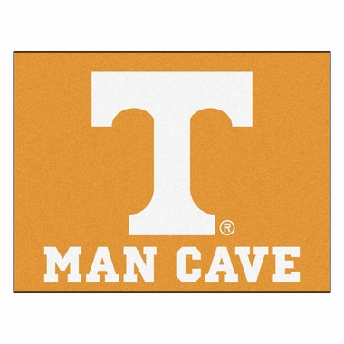 Tennessee 34 x 45 Man Cave Rug