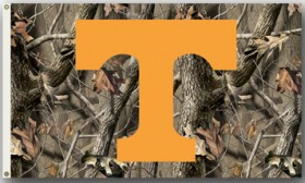 Tennessee 3x5 Realtree Camo Flag (F)