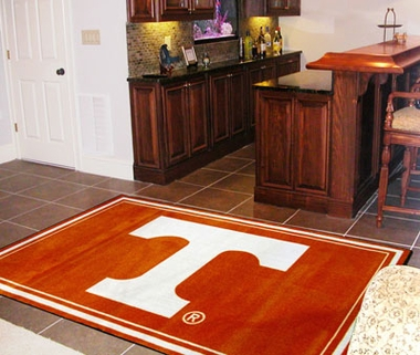Tennessee 4 Foot x 6 Foot Rug