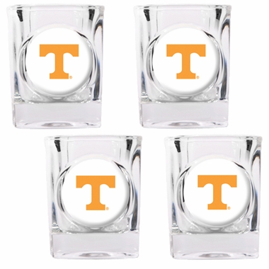 Tennessee 4 Piece Shot Glass Set