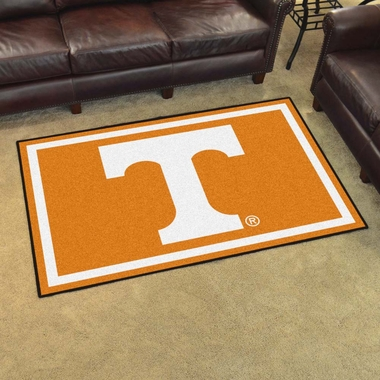 Tennessee 5 Foot x 8 Foot Rug